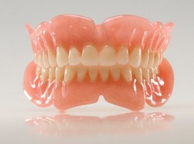 completely removable dentures