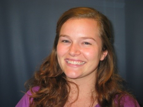 Photo of Katie our new member of our dental hygiene team.
