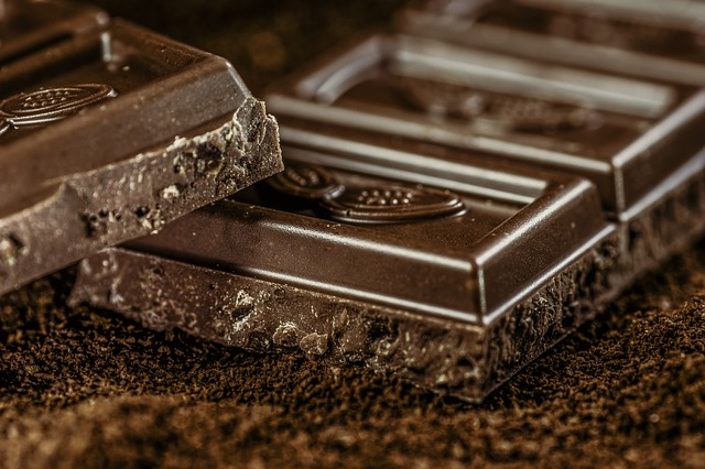 Dark chocolate delights your taste buds and your dentist.