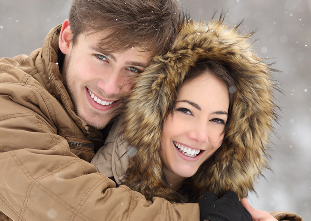 A healthier, whiter smile makes you more attractive.